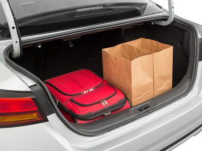 Altima Trunk Space