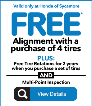 We Sell Tires at Cost Plus Free Tire Rotations - Click to View Details
