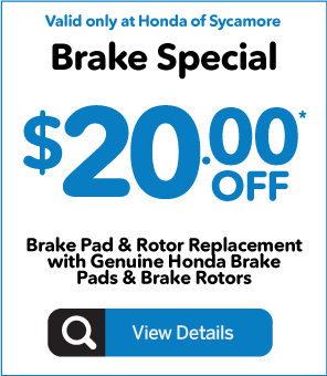 Brake Special - $20 off - Click to View Inventory