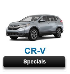 Honda CR-V Specials in Fox Valley IL