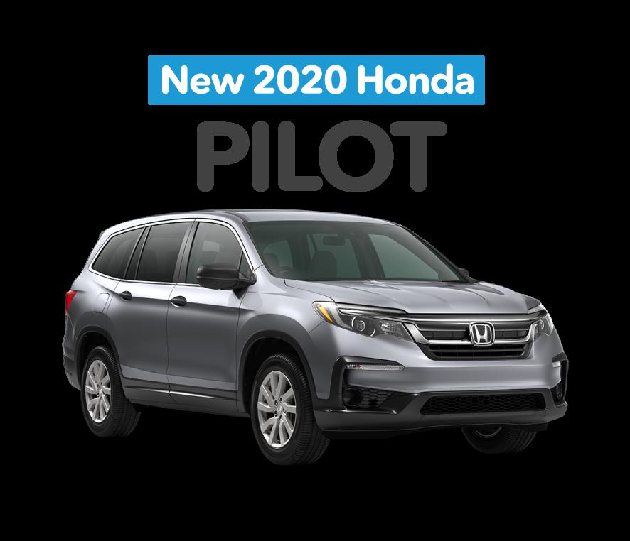 2020 Honda Pilot Specials