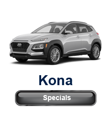 New Hyundai Kona Specials in Springfield VA