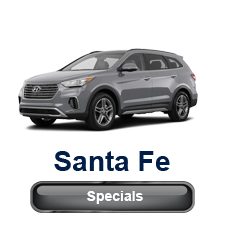 New Hyundai Santa Fe Specials in Springfield VA