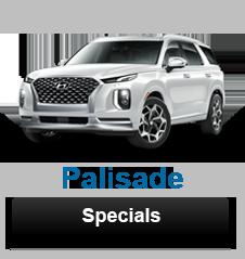 Hyundai Palisade Specials Sycamore, IL