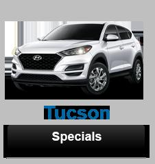 Hyundai Tucson Specials Sycamore, IL
