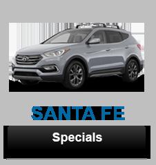 Hyundai Santa Fe Specials Sycamore, IL