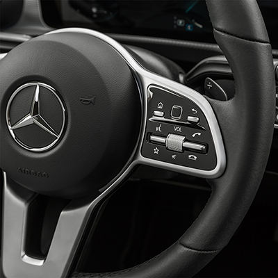 Mercedes-Benz A-Class Steering Wheel