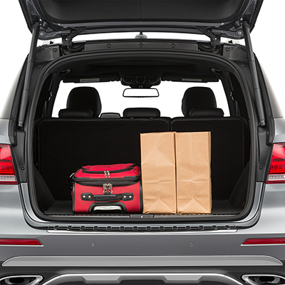Mercedes-Benz GLE Trunk