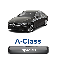 Mercedes-Benz A-Class Specials in Sycamore, IL