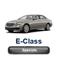 Mercedes-Benz E-Class Specials in Sycamore IL