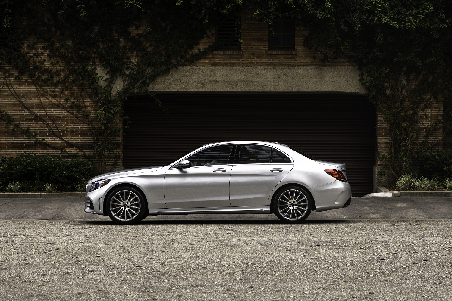 pre-owned Mercedes-Benz C-Class