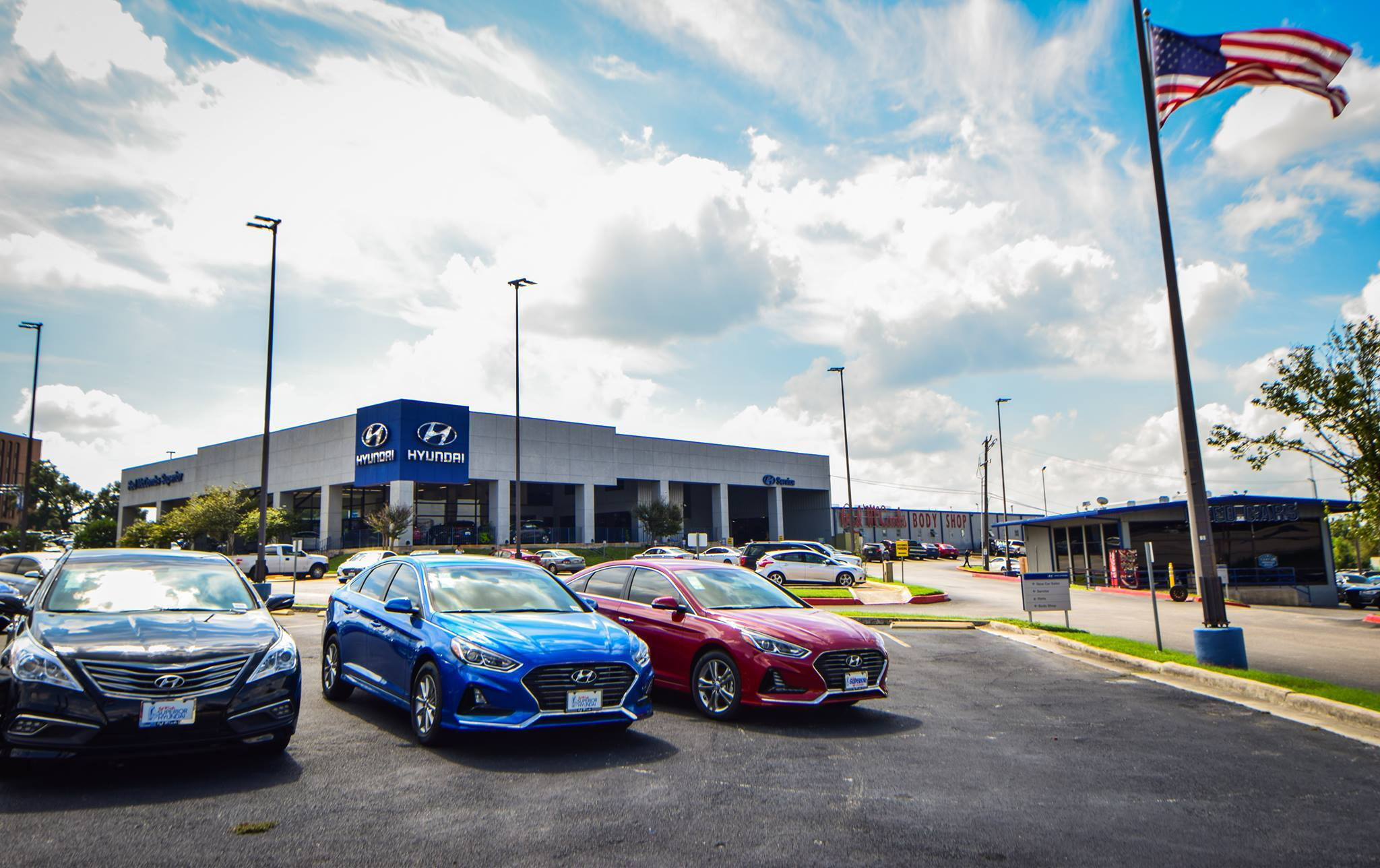 about our hyundai dealership helotes hyundai dealer in san antonio tx new and used hyundai dealership hollywood park longhorn von ormy tx hyundai dealer in san antonio tx