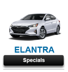 Hyundai Elantra Specials in San Antonio TX
