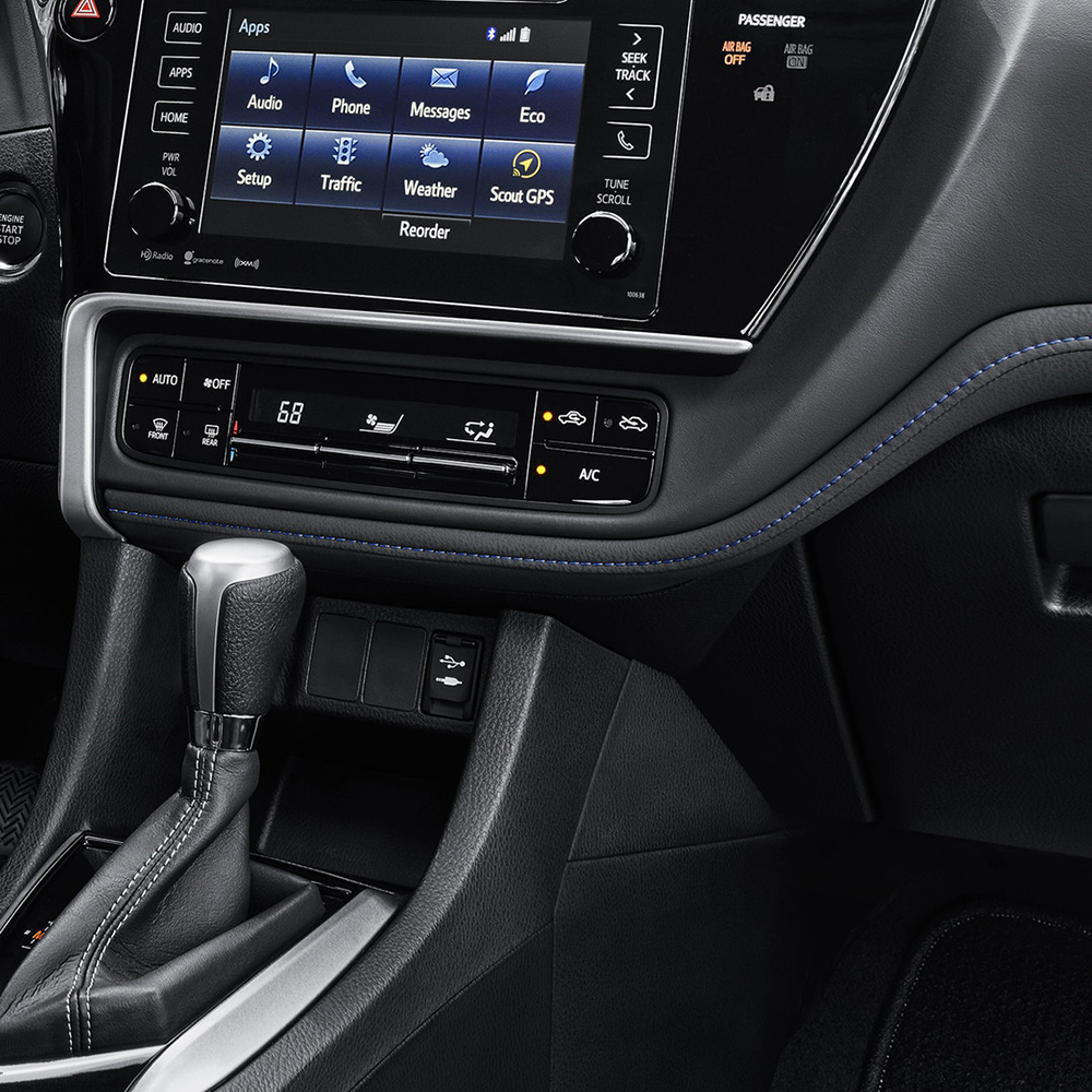 2019 Toyota Corolla Technology Connectivity Features