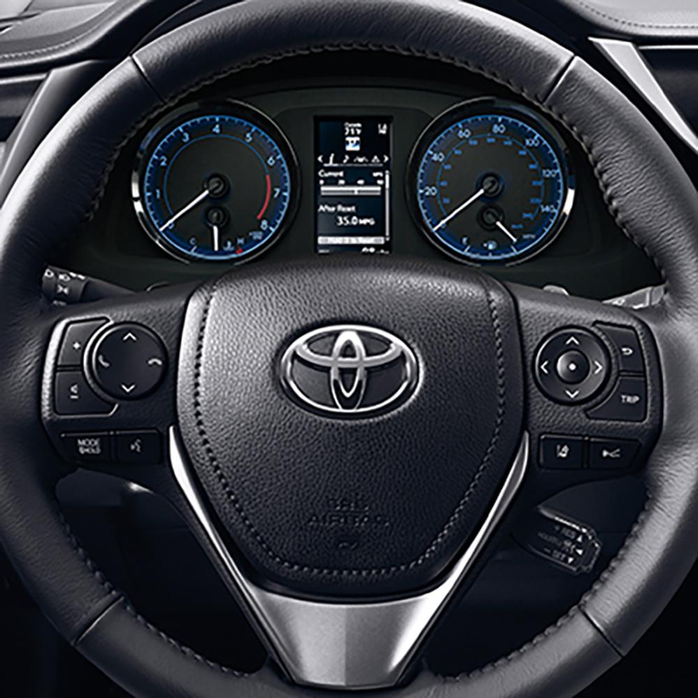 2019 Toyota Corolla Front Interior