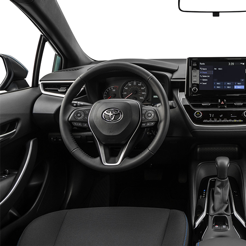 2020 Corolla Steering Wheel