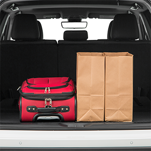 Pre-Owned Toyota Highlander Trunk space