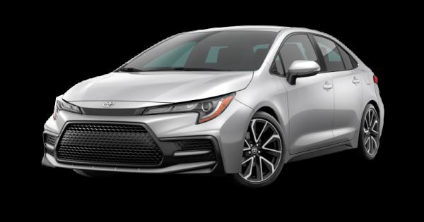 New 2021 Toyota Corolla at Dekalb Toyota