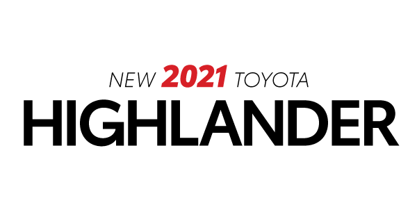 New 2021 Toyota Highlander at Dekalb Toyota