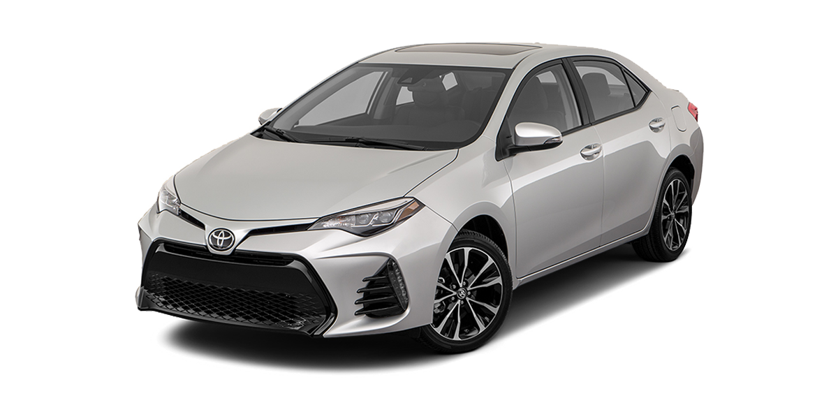 Click to Shop 2019 Toyota Corollas