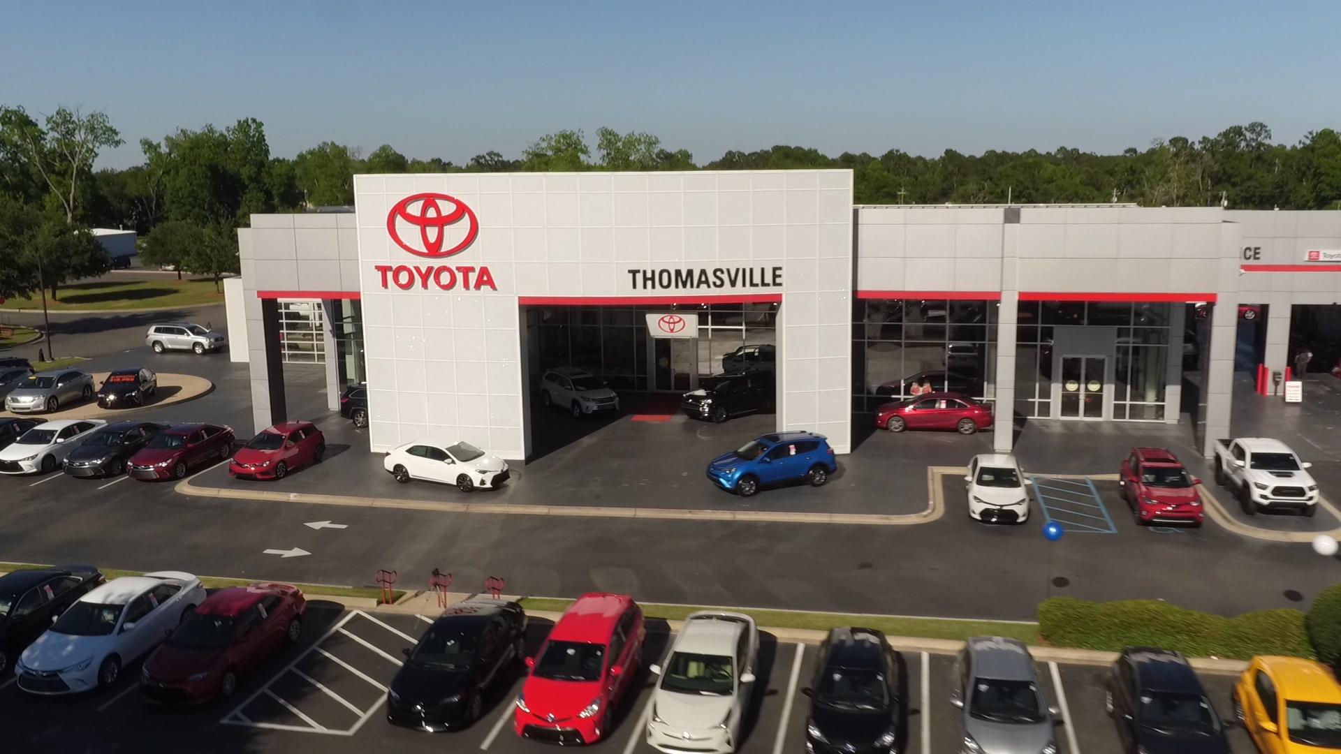 Thomasville Toyota near Bradfordville, FL