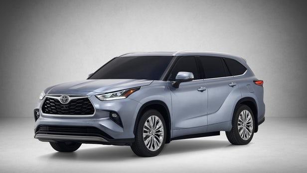 2020 Toyota Highlander in Thomasville, GA