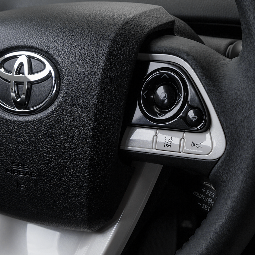 2016 Toyota Prius Available Safety Features