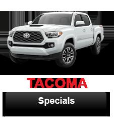 Tacoma Specials near Bradfordville, FL