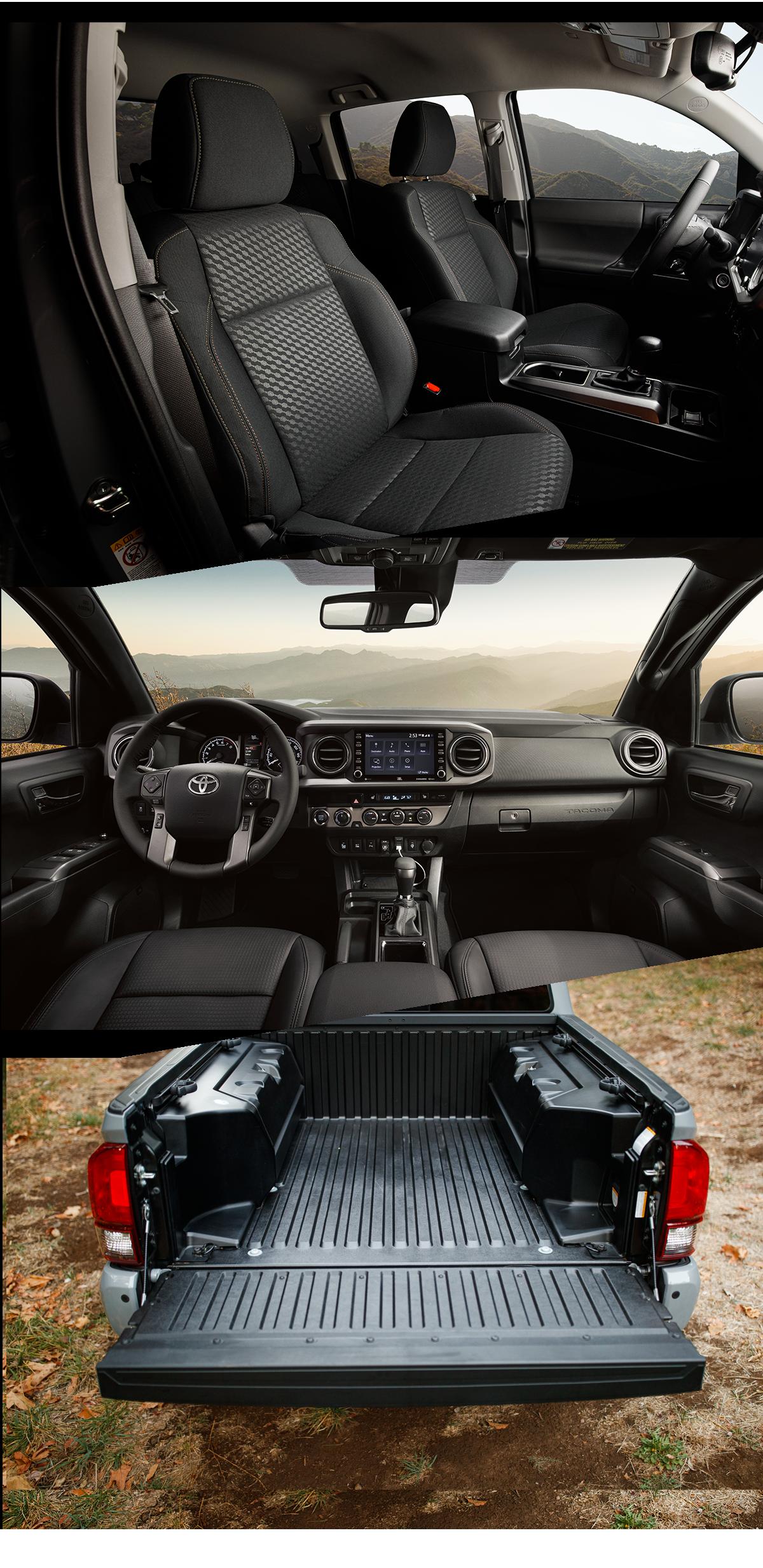 2021 Toyota Camry Interior Thomasville, GA