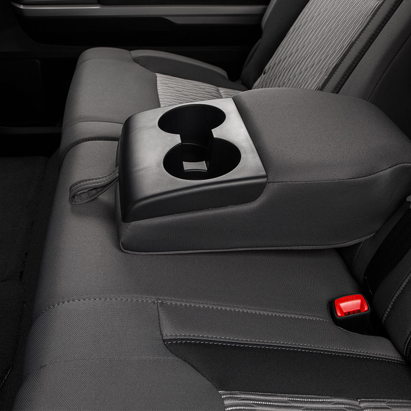 Used Toyota Tundra in Thomasville, GA Center Console