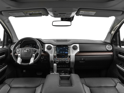 2020 Toyota Tundra Center Cupholders