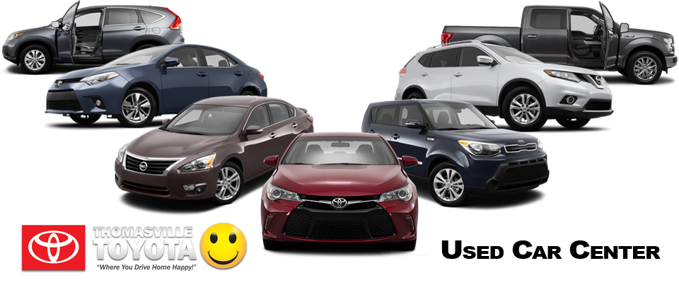 Used Cars For Sale In Georgia >> Low Prices On Used Cars In Georgia Thomasville Toyota