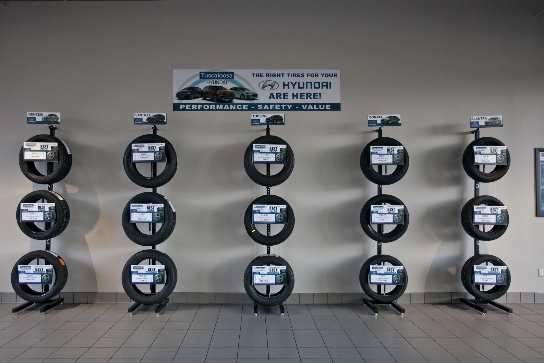 Hyundai Tire Center in Tuscaloosa, AL