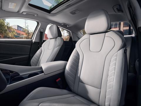 2021 Hyundai Elantra Front Seats in Tuscaloosa, AL