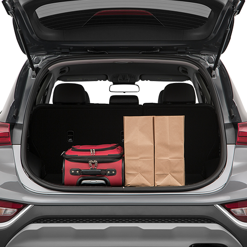 2019 Hyundai Santa Fe Cargo Space near Northport, AL