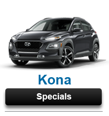Hyundai Kona Specials Tuscaloosa, AL