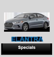 Elantra Specials Tuscaloosa, AL