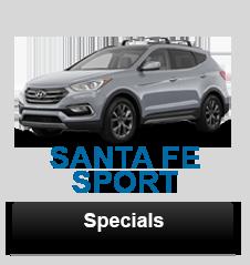 Santa Fe Sport Specials Tuscaloosa, AL