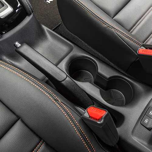2019 Nissan Kicks Cup Holders
