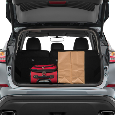 2018 Nissan Murano Trunk Space