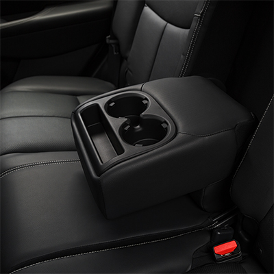 2018 Nissan Murano Cup Holders