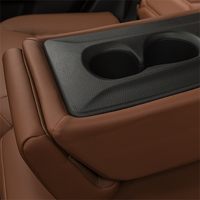 2018 Nissan Rogue Cup Holders
