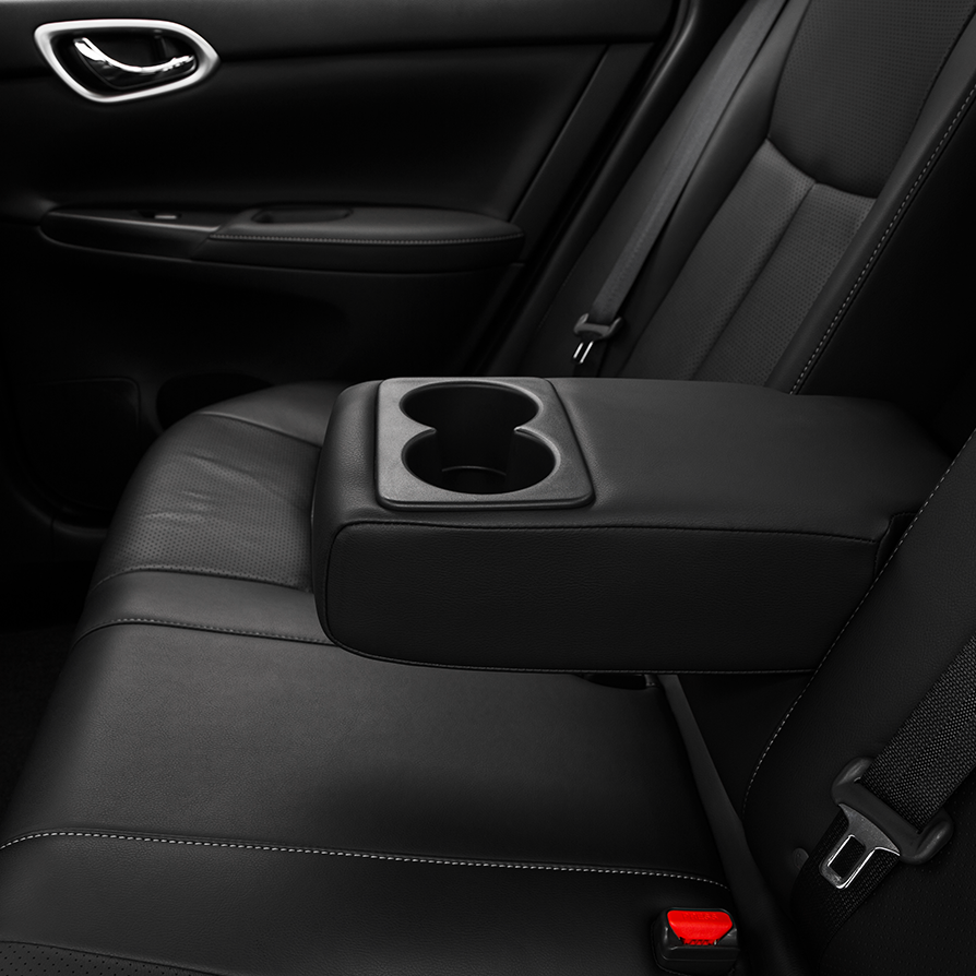2016 Nissan Sentra Cup Holders