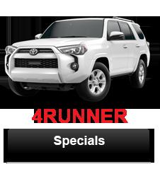 Toyota 4Runner Specials Ardmore, OK