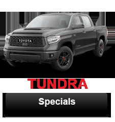 Toyota Tundra Specials Ardmore, OK