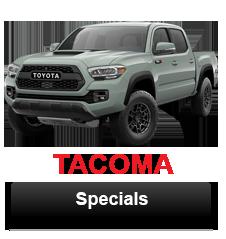 Toyota Tacoma Specials Ardmore, OK