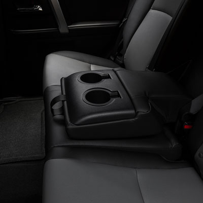 4Runner Backseat Cupholders