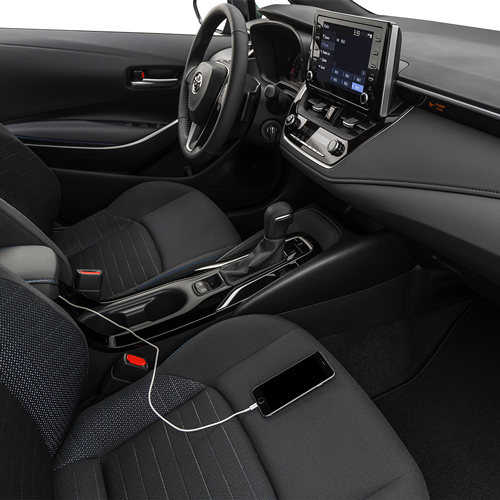 2020 Toyota Corolla Technology Connectivity