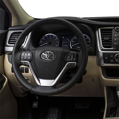 Toyota Highlander Steering Column