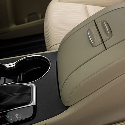 Toyota Highlander Center Console